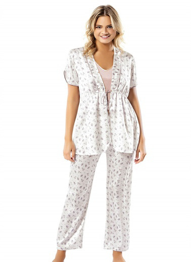 Loriva Pijama Takım Renkli